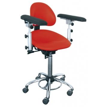 OP-Stuhl ERGOsit Support + Armlehnen