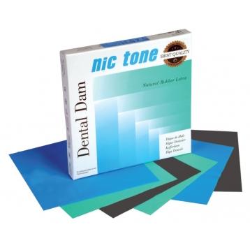 Nic Tone Kofferdam medium, schwarz